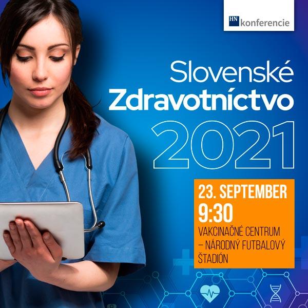 Slovenské zdravotníctvo 2021