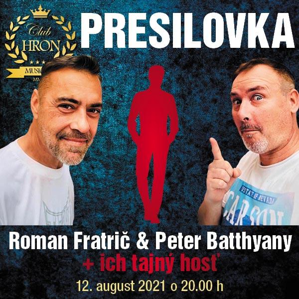 PRESILOVKA talkshow