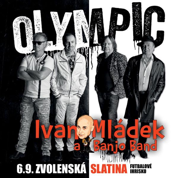Olympic a Ivan Mládek