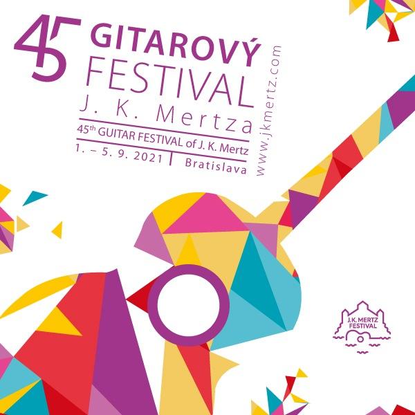 45. Gitarový festival J. K. Mertza
