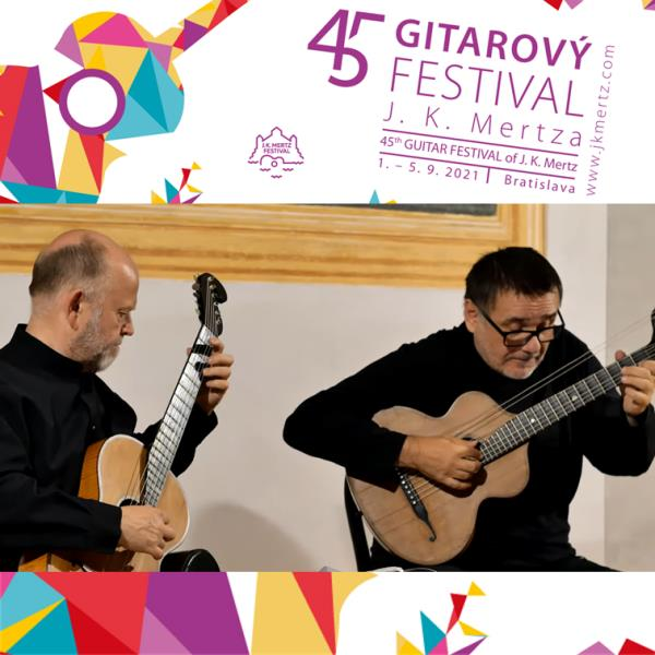 Arpeggione - Pavel Steidl(CZ) a Edin Karamazov(BA)