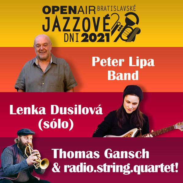 Open-air Bratislavské Jazzové Dni