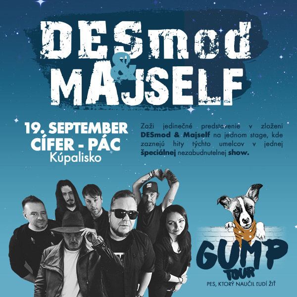 DESMOD & MAJSELF Cífer