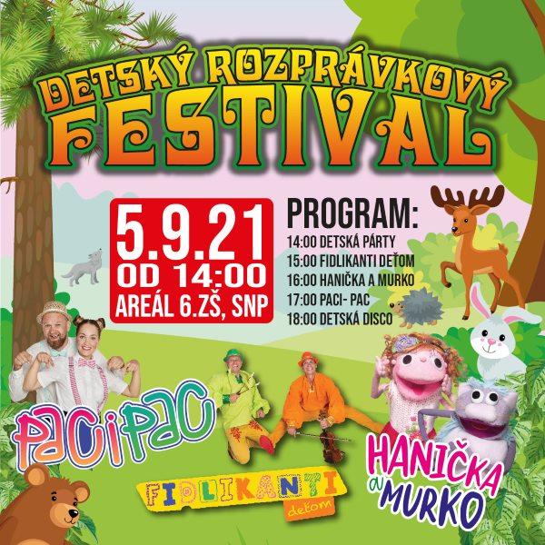 Detský rozprávkový festival