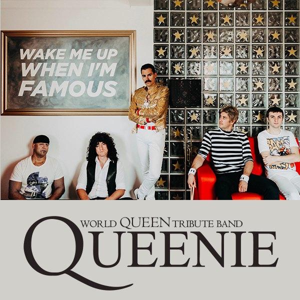 QUEENIE - Queen tribute band