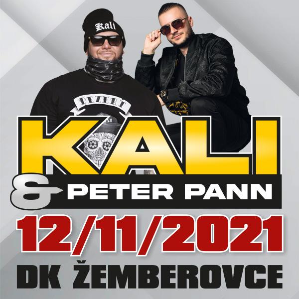 KALI & PETER PANN Žemberovce