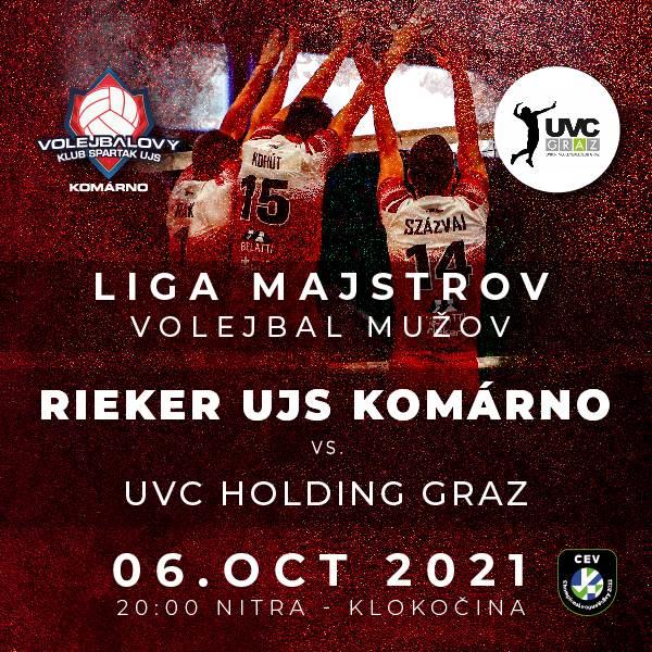 Rieker UJS Komárno - UVC HOLDING Graz