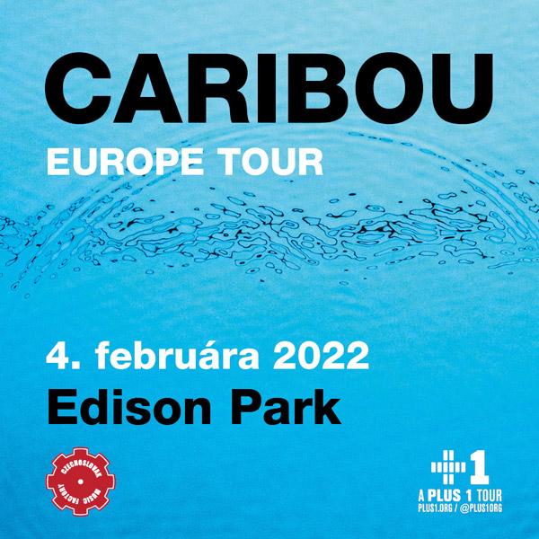 CARIBOU EUROPE TOUR