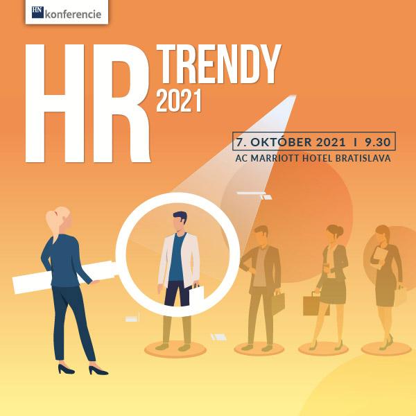 HR TRENDY 2021 - online stream