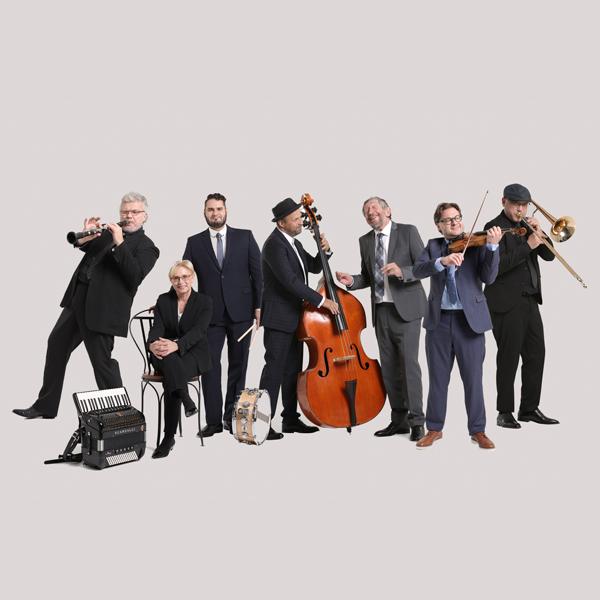 Budapest Klezmer Band & Šalamon kapelye