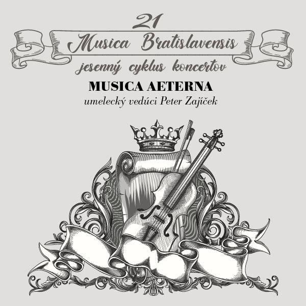 21 Musica Bratislavensis - Nemeckí géniovia I.