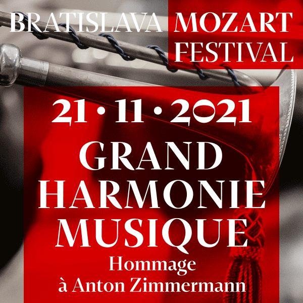 GRAND HARMONIE MUSIQUE –Hommage a Anton Zimmermann