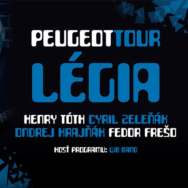 Peugeot Tour Légia