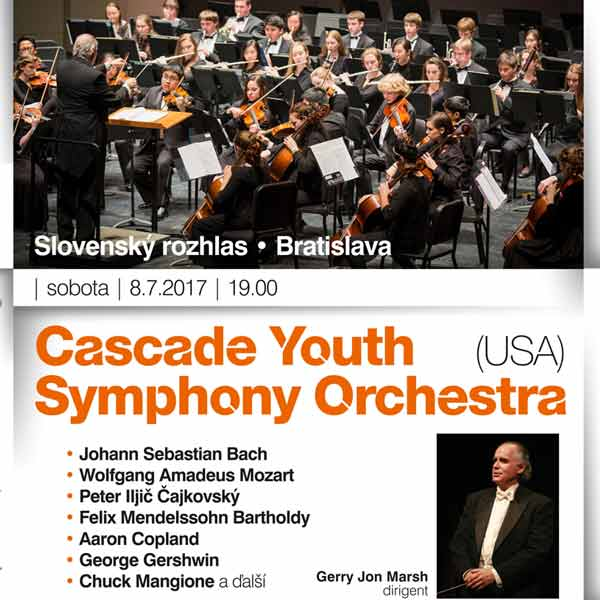 Cascade Youth Symphony Orchestra