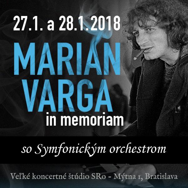 Marián Varga In Memoriam