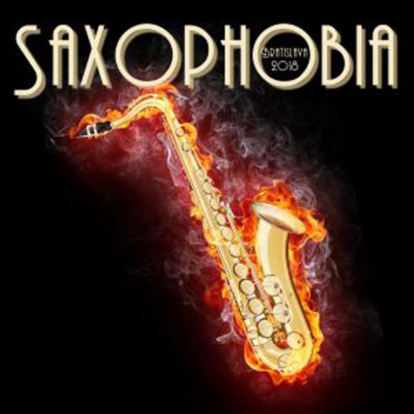 SAXOPHOBIA: Koncert 50-členného saxofónového orch.