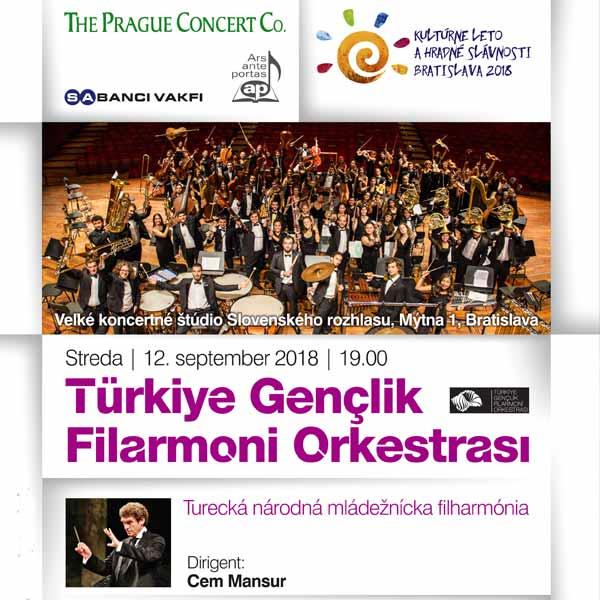 Türkiye gençlik filarmoni ORKESTRASI