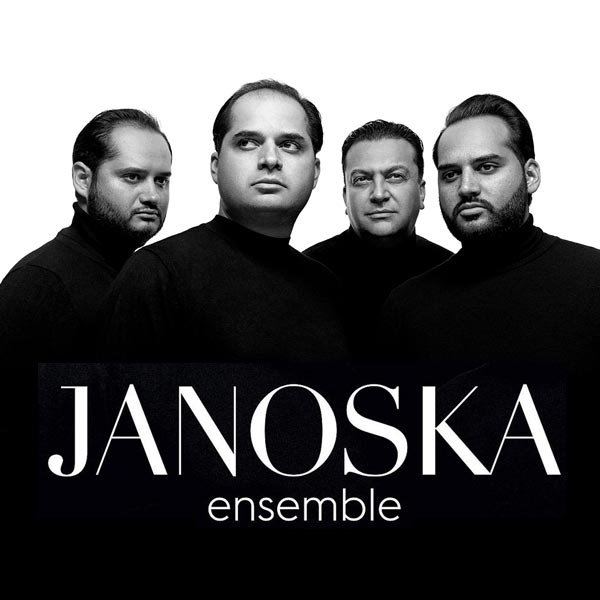 JANOSKA ENSEMBLE feat. TONY LAKATOS