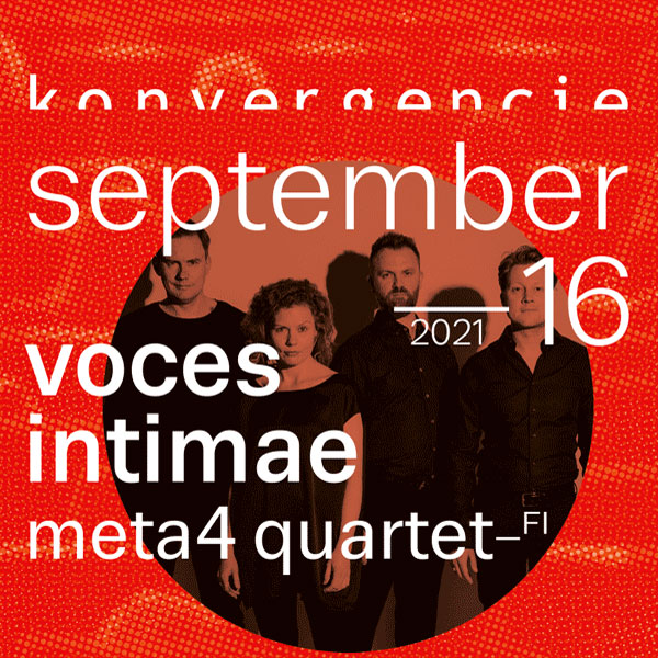 Voces intimae / Meta4 Quartet (FI)