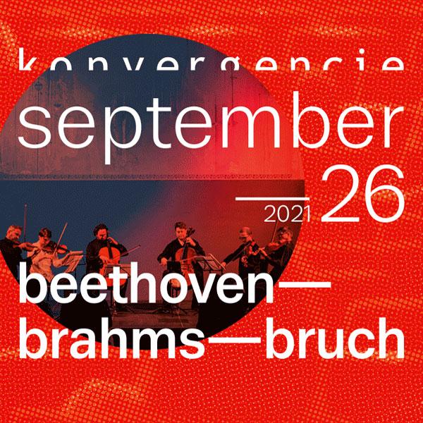 BEETHOVEN - BRAHMS - BRUCH