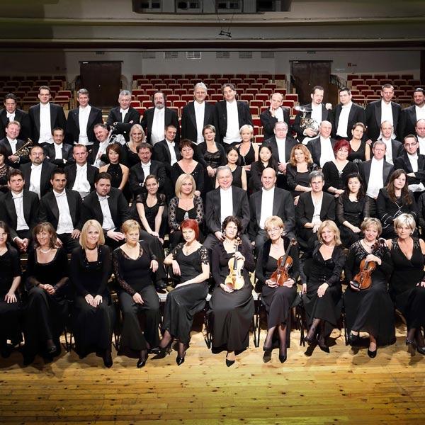 Filharmonický orchester Győr - Slávnostný koncert