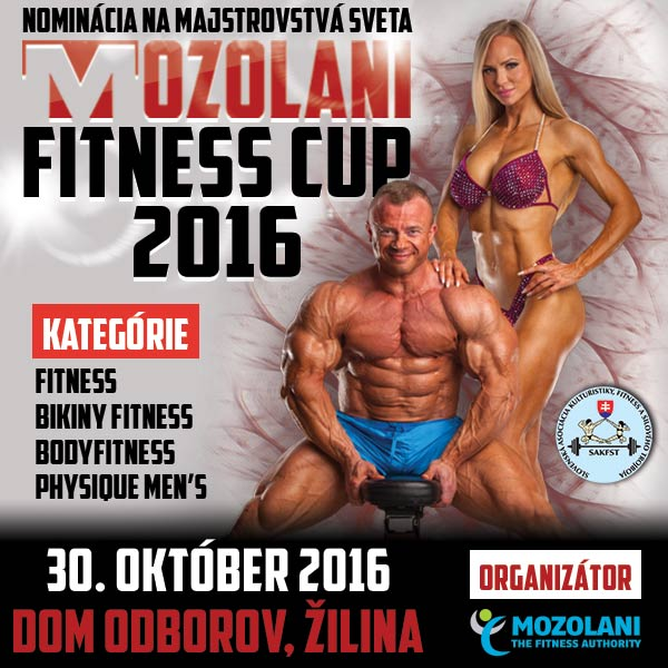 Mozolani Fitness Cup 2016