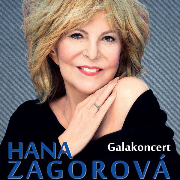 HANA ZAGOROVÁ Galakoncert JUBILEUM