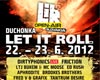Let it Roll SK - open air 2012