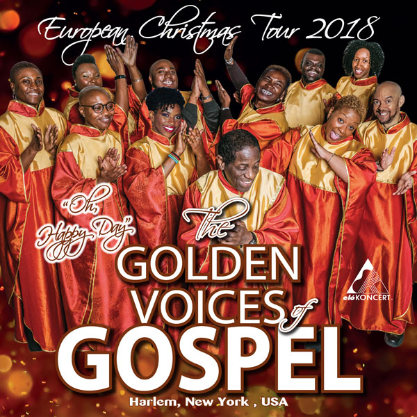 The Golden Voices of Gospel / New York, USA/
