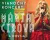 Vianočný koncert Mária Čírová a hostia