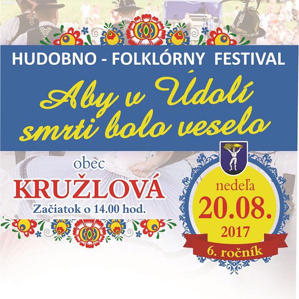 Folklórny festival Aby v Údolí smrti bolo veselo