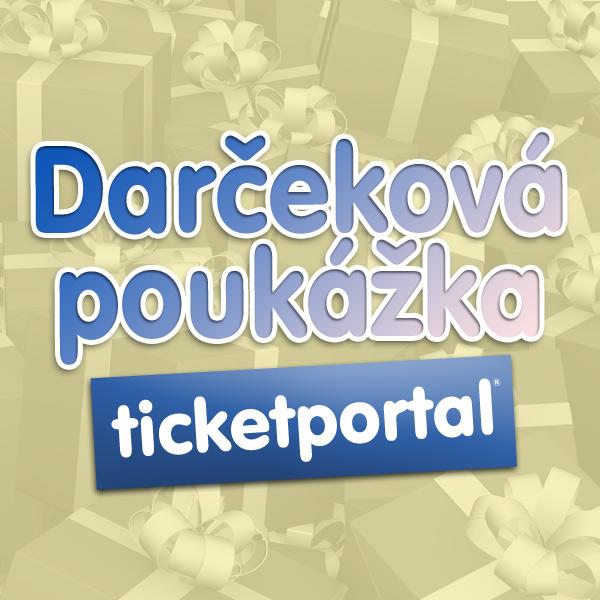 Darčeková poukážka Ticketportal 2016