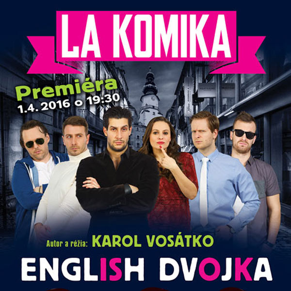 English dvojka - nová krv