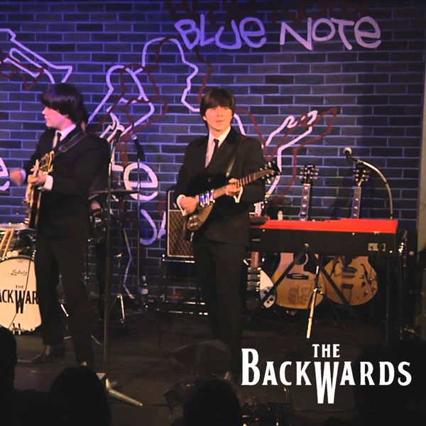 BEATLES SHOW – THE BACKWARDS