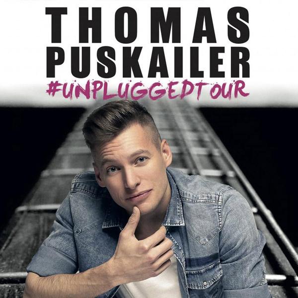 THOMAS PUSKAILER - UNPLUGGEDTOUR