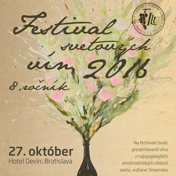 FESTIVAL SVETOVÝCH VÍN 2016 8.ročník