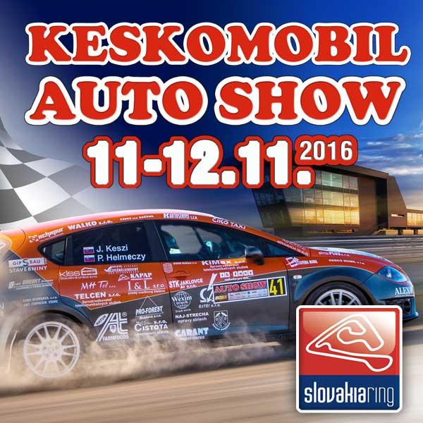 Auto Show SLOVAKIA RING