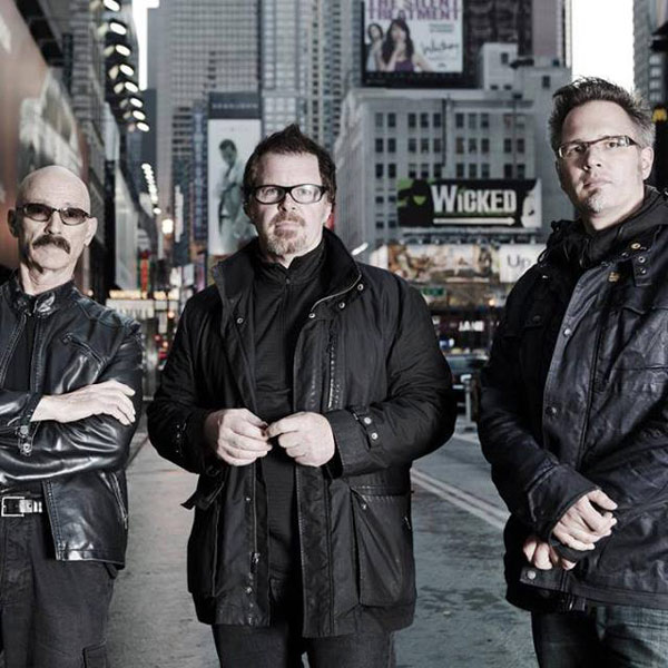 The Stick Men Band /USA/