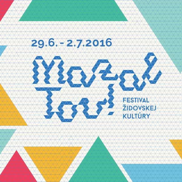 Festival židovskej kultúry Mazal tov 2016