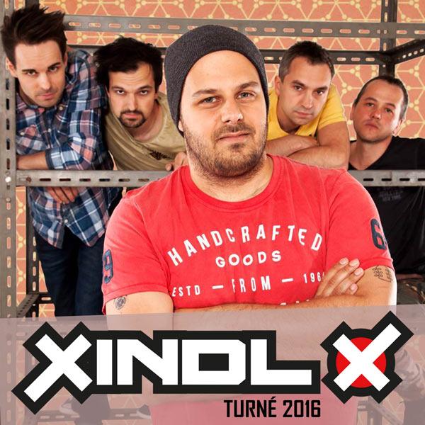 XINDL X - TURNÉ 2016