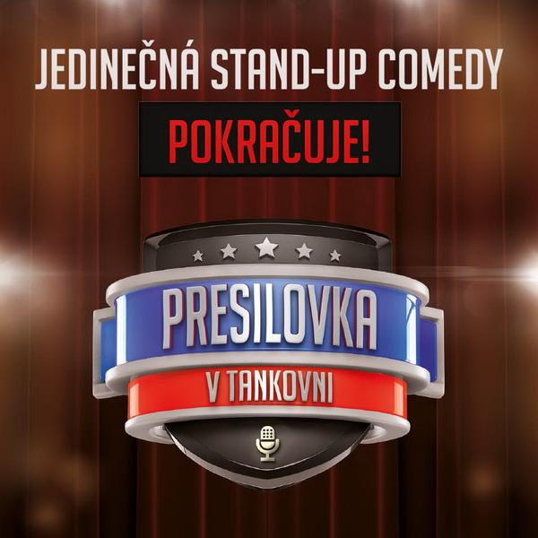 Stand-up comedy PRESILOVKA