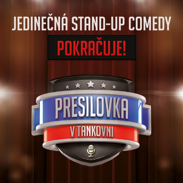 Stand-up comedy PRESILOVKA