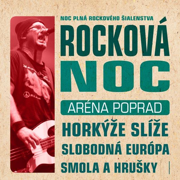ROCKOVÁ NOC