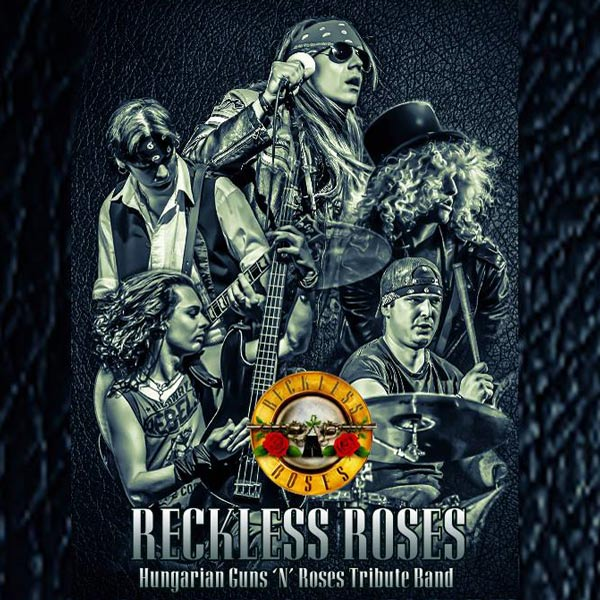 Guns N´ Roses tribute - Reckless Roses