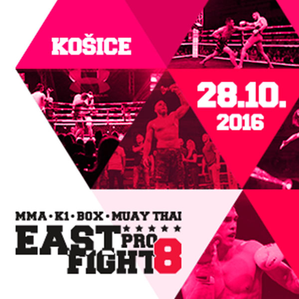 East PRO Fight 8