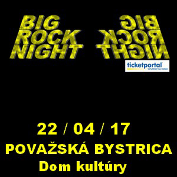 BIG ROCK NIGHT