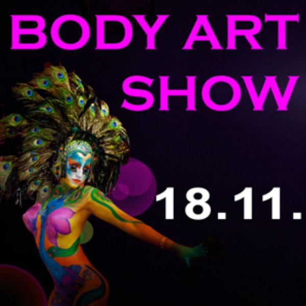 BODY ART SHOW 2016