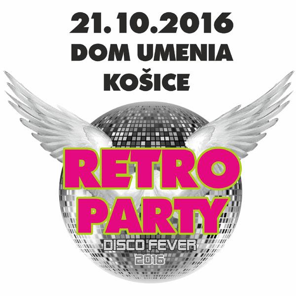 RETRO PARTY 2016