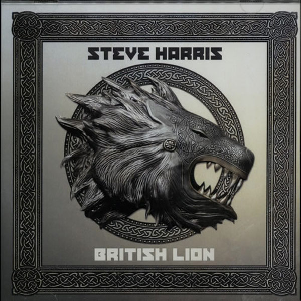 STEVE HARRIS BRITISH LION (UK), VOODOO SIX