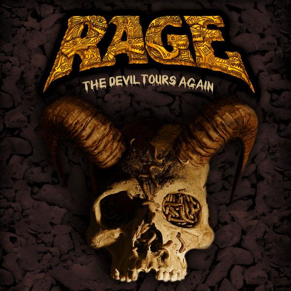 RAGE - The Devil Tours Again